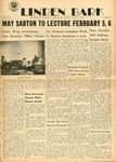 The Linden Bark, January 19, 1962