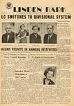 The Linden Bark, October 26, 1961