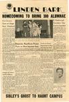 The Linden Bark, October 20, 1960