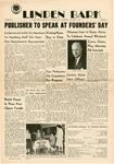 The Linden Bark, October 9, 1958