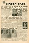 The Linden Bark, January 18, 1958