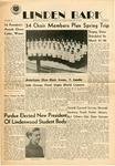 The Linden Bark, February 28, 1958