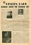 The Linden Bark, October 11, 1957
