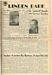 The Linden Bark, October 25, 1957
