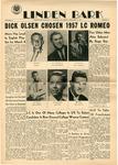 The Linden Bark, February 22, 1957