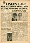 The Linden Bark, October 12, 1956