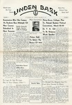 The Linden Bark, January 22, 1952