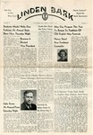 The Linden Bark, April 17, 1951