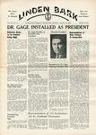 The Linden Bark, October 28, 1941