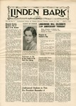 The Linden Bark, October 22, 1940