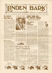 The Linden Bark, November 19, 1940