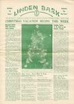 The Linden Bark, December 17, 1940