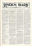 The Linden Bark, April 9, 1940