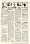 The Linden Bark, May 28, 1940