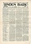 The Linden Bark, November 28, 1939
