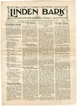 The Linden Bark, January 17, 1939