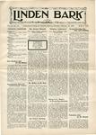 The Linden Bark, February 28, 1939