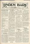 The Linden Bark, November 15, 1938