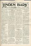 The Linden Bark, November 29, 1938