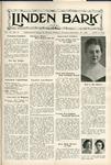 The Linden Bark, December 13, 1938