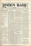 The Linden Bark, January 18, 1938