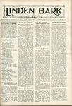 The Linden Bark, February 1, 1938