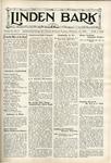 The Linden Bark, February 15, 1938