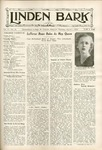 The Linden Bark, March 1, 1938