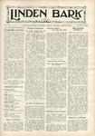 The Linden Bark, April 19, 1938
