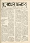 The Linden Bark, October 5, 1937