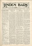 The Linden Bark, October 19, 1937
