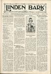 The Linden Bark, November 2, 1937