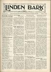 The Linden Bark, November 30, 1937