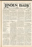 The Linden Bark, January 19, 1937