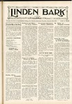 The Linden Bark, January 26, 1937