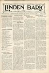 The Linden Bark, November 3, 1936