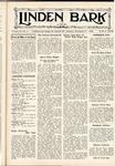 The Linden Bark, November 17, 1936