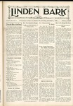 The Linden Bark, December 1, 1936