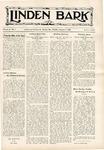 The Linden Bark, January 7, 1936
