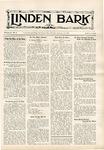 The Linden Bark, January 28, 1936