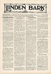 The Linden Bark, April 28, 1936