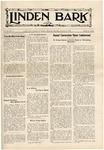 The Linden Bark, October 8, 1935