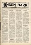 The Linden Bark, November 5, 1935
