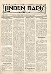 The Linden Bark, November 19, 1935