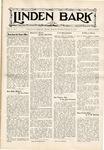 The Linden Bark, January 22, 1935