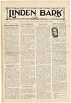The Linden Bark, October 9, 1934
