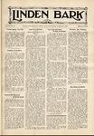 The Linden Bark, October 23, 1934