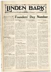 The Linden Bark, November 6, 1934