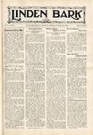The Linden Bark, November 20, 1934