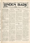 The Linden Bark, December 11, 1934